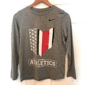 Nike Ohio State University Athletics Shirt